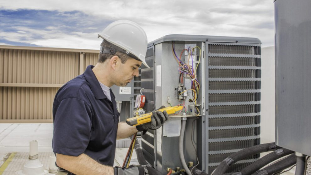 Why Hire an HVAC Contractor?